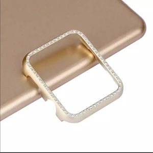 New Gold Bling 44mm Apple Watch Protector